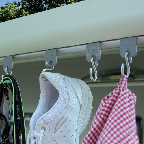Fiamma Kit Awning S Hook Hangers for Motorhome Caravan Campervan 98655-743