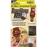 Furniture Feet FFS-MC12/4 7/8''- 1-1/4'' Small Furniture Feet™ Flexible Floor Protect