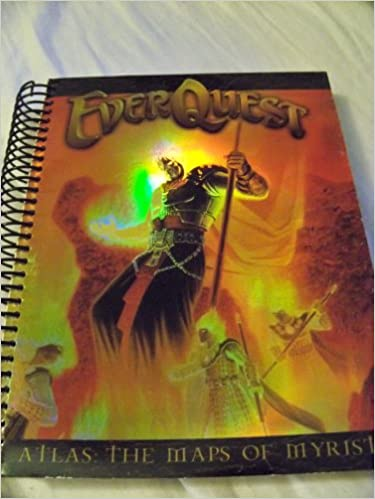Everquest Atlas: The Maps of Myrist: Ryan Barker, Amanda Flock