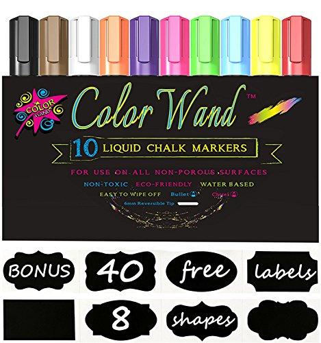 chalk-markers-liquid-chalkboard-paint-water-based-pens-free-40-chalkboard-labels-10-color