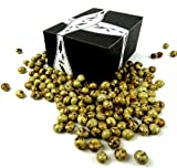 "Gourmet ""Ocelot Beans"" Marbled White & Dark Chocolate Espresso Beans, 2 lb Bag in a Gift Box by Cuckoo Luckoo™ Confections"