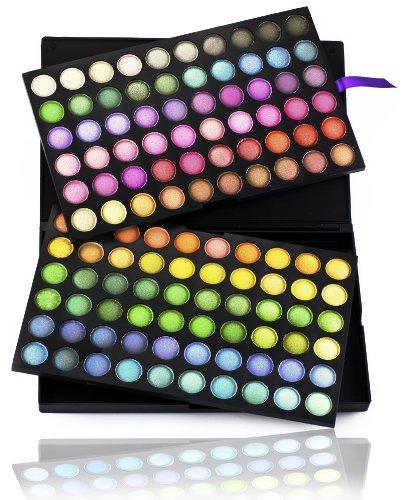 SHANY Palette Ombres à paupières, audacieuse et lumineuse collection, vif, couleur 120