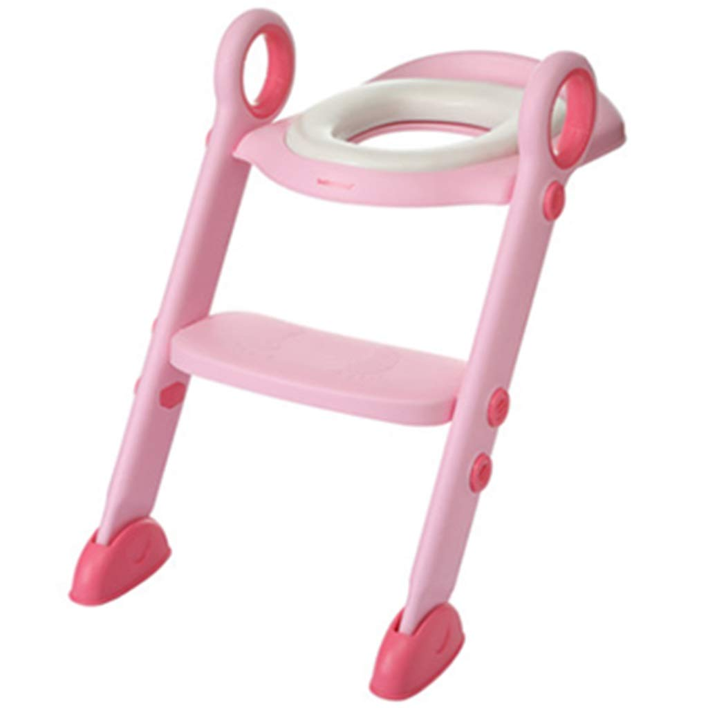 Children's Toilet, Non-Slip, Foldable and Adjustable, 1-6 Years Old