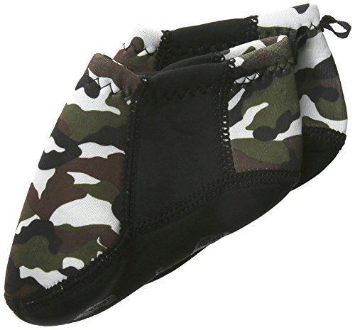 nufoot-baby-booties-camo-with-black-stripe-0-6-months