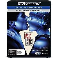 Classics Remastered: Basic Instinct [2 Disc] (4K Ultra HD + Blu-ray)