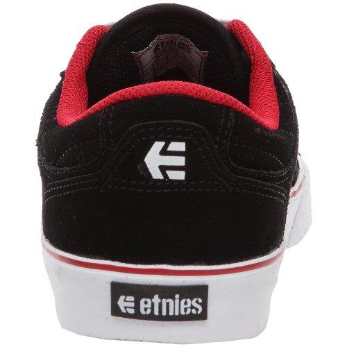 Etnies - Zapatillas de skateboarding para hombre Negro