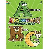 Alphabetimals Coloring Book (Readerlink edition)