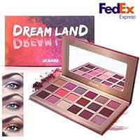EmmetStore(TM) UCANBE 18 Colors Eye Shadow Makeup Pearl Metallic Eyeshadow Palette Shimmer New