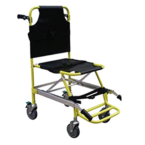 XIHAA Silla De Escalera, Silla De Escalera De Emergencia Médica Plegable, Transporte De Paciente