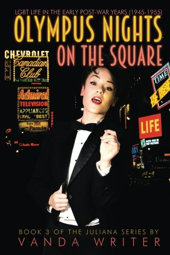 Olympus Nights On The Square   Book 3 In The Juliana Series