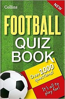 Book Collins Football Quiz Book