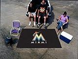 "Fanmats Sports Team Logo Florida Marlins Ulti-Mat 60""96"""