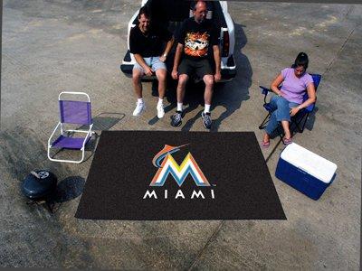 - Fanmats Sports Team Logo Florida Marlins Ulti-Mat 60