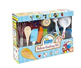 MindWare Playful Chef Deluxe Cooking Set for 3+ Years