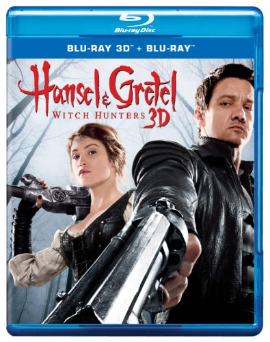 Blu-ray 3D : Hansel & Gretel: Witch Hunters (2 Pack, 3 Dimensional, 2 Disc)