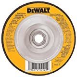 DEWALT DW4522  High Performance 1/8-Inch Metal Cutting and Grinding Wheel