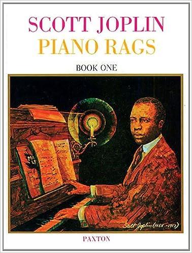 SCOTT JOPLIN PIANO RAGSBOOK 1