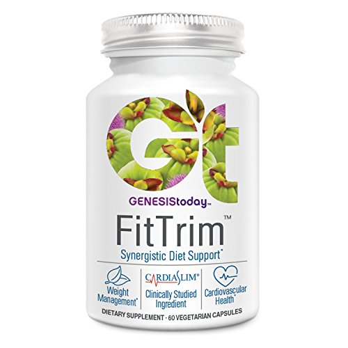 Genesis Today, FitTrim Supplement, 60 Count