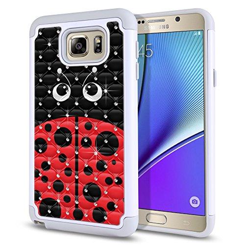 Sparkle Red Samsung Faceplates - 2