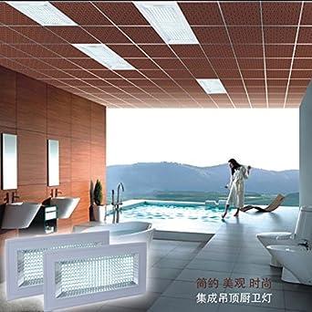 SSBY Led-licht Küche embedded integrierte Deckenleuchten Küche ...