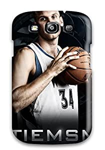 Vicky C. Parker's Shop Hot minnesota timberwolves nba basketball (10) NBA Sports & Colleges colorful Samsung Galaxy S3 cases 9917736K855971435