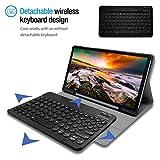 Wineecy Galaxy Tab S6 Lite 2020 Keyboard Case 10.4