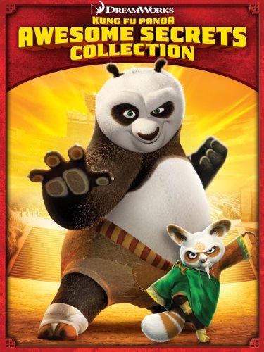 amazon com  dreamworks kung fu panda  awesome secrets  jack black  angelina jolie  dustin