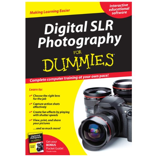 Details of Digital SLR Cameras and Photography For Dummies