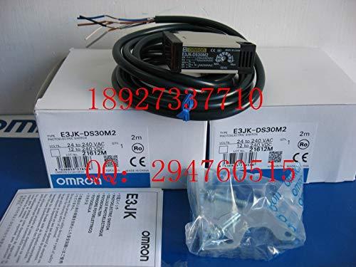 [ZOB] New Original OMRON Omron photoelectric Switch E3JK-DS30M2 2M E3JK-DR11-C -2PCS LOT