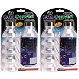 Can Convert Soda Savers - 2 Packs of 6 (12 Converters Total)