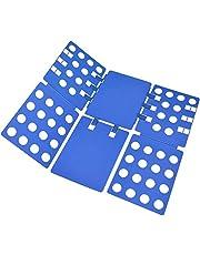 BoxLegend Planche à Plier Le Linge - Pli Linge Planche à Plier vêtements plieur de Linge 57 x 70 cm Chemise Planche à Plier