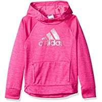 adidas Girls' Pullover Sweatshirt