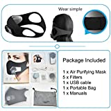Smart Electric N95 Air Purifying Respirators Dust