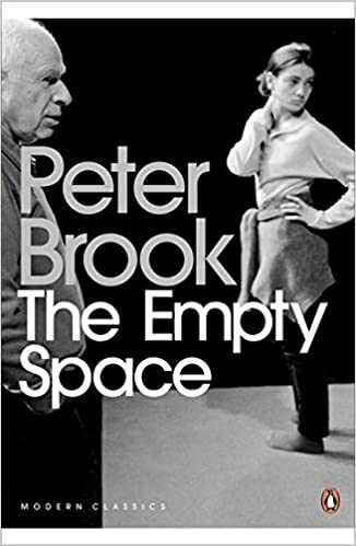 PETER BROOK THE EMPTY SPACE EPUB