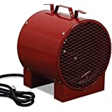 Tpi Fan-Forced Portable Heater - 208/240V, 1 Ph