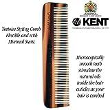Kent A FOT Handmade All Fine Tooth Saw Cut Beard