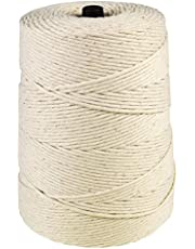 UltraSource 449926 Butcher Twine, 24-Ply, 1, 600 ft/Cone