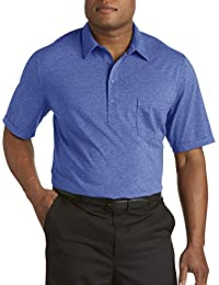 by DXL Big and Tall Golf Polo