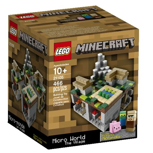 LEGO Minecraft 21105 The Village