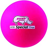 Champion Sports RS85NPK Rhino Skin Special Ball, Neon Pink