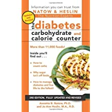 The Diabetes Carbohydrate & Calorie Counter: 3rd Edition by Annette B. Natow (2006-12-26)