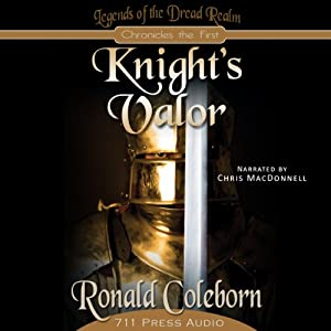 Knight's Valor Audiobook