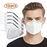 JAYSE 4 Layer Mouth Cover, Protective Face Covers