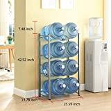 Whthteey Multi-Tier 5 Gallon Water Bottle Rack