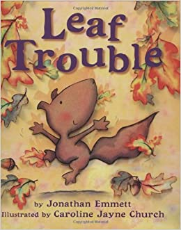 Jonathan in trouble