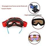 spiid Prescription Ski Goggles Rx Insert Optical
