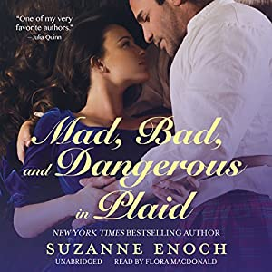 Mad, Bad, and Dangerous in Plaid Audiobook