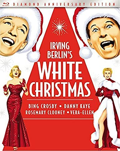 White Christmas (Diamond Anniversary Edition) [Blu-ray] by Paramount