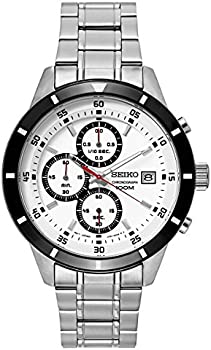 Seiko Special Value Men's Chronograph Quartz Watch (SKS579)