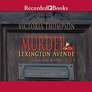 Murder on Lexington Avenue Audiobook